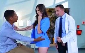 Doctor sex with Horney nurse