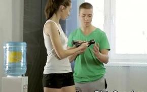 Work-Out Instructor Gender Flexible Teen
