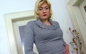 OldNannY Horny Milfs Solo Toying Compilation