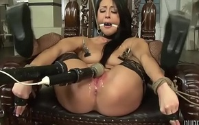 Babe Punishment Bondage HD Video BDSM DELECTATIO LACRIMIS