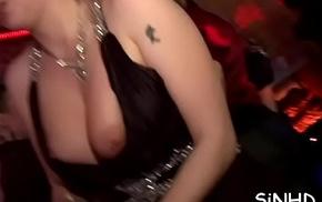 Underground sex belt