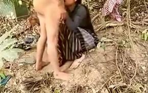 Indian Open-air sex