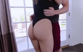 Abella Danger riding Codey Steele'_s cock ask preference a pony!