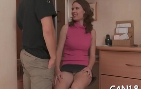 Lovely pulchritude gives wonderful orall-service wide of way of hardcore sex