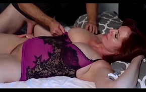 Redhead Mature Loves Youthful Dick-Fuck Horny Wed